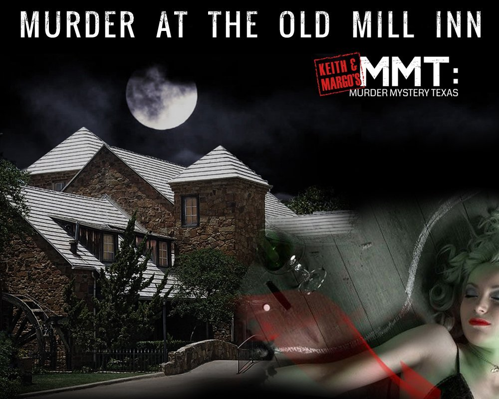 Murder Mystery Dinner In Dallas